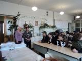 О дне открытых дверей в техникуме 25.04.2014