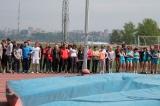Соревнования по легкой атлетике среди СПО 29.05.2014