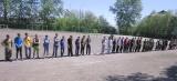Военизированное соревнование «Полоса препятствий» 30.05.2014