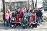 Субботник в Кайской роще 26.04.2014