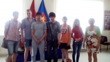 Военные сборы с 28 июня по 3 июля 2014 г.