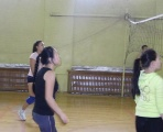 Первенство техникума по волейболу 08.10.2014
