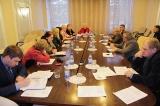 Заседание президиума областного отделения ВООП 05.02.2015